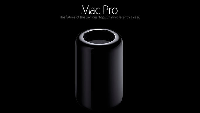 "Apple: ""Can't innovate any more, my arse!"" Mac Pro launched - photo 2"