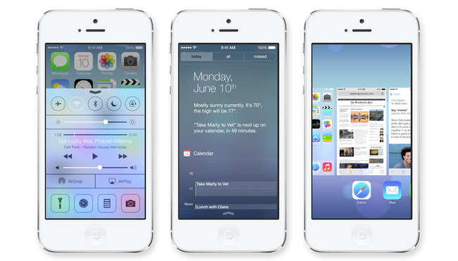 WWDC 2013: Apple announces iOS 7 - photo 9