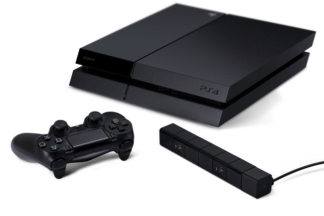 Sony PlayStation 4 console design: Official pictures revealed - photo 3