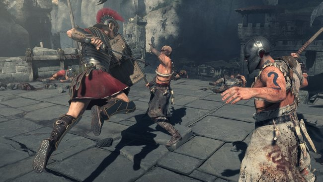 Ryse: Son of Rome Xbox One preview - photo 4