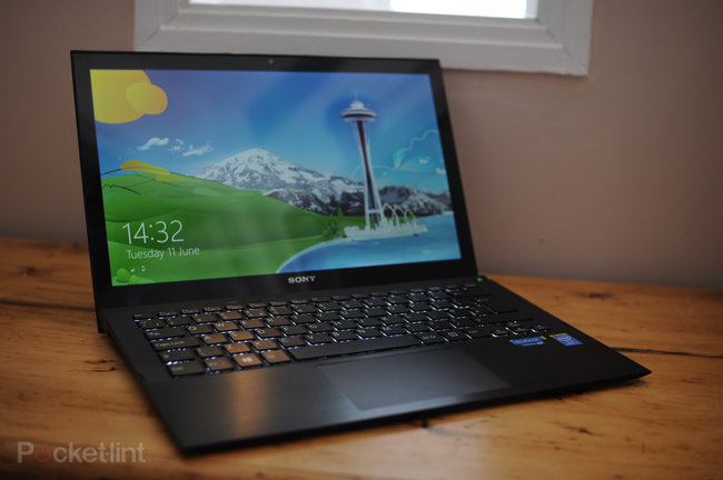Sony Vaio Pro review - photo 15