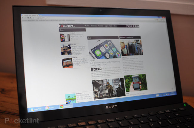 Sony Vaio Pro review - photo 17