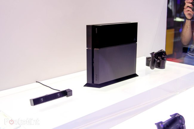 Sony PS4 pictures and eyes-on - photo 1