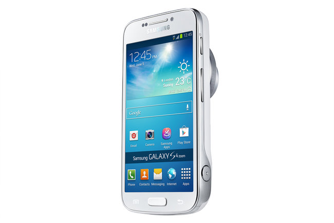 Samsung Galaxy S4 Zoom official, 16-megapixel CMOS smartphone gets real - photo 1