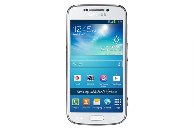 Samsung Galaxy S4 Zoom official, 16-megapixel CMOS smartphone gets real - photo 2