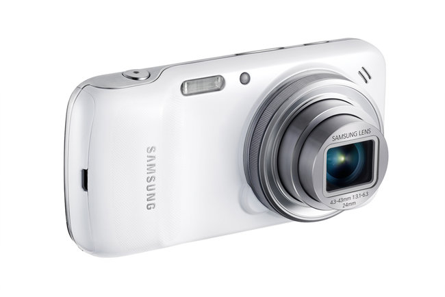 Samsung Galaxy S4 Zoom official, 16-megapixel CMOS smartphone gets real - photo 9