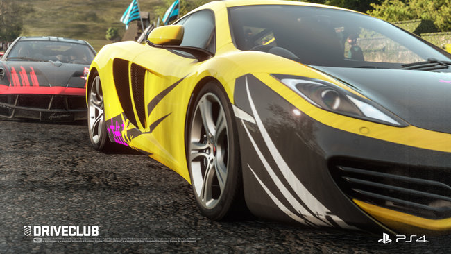 DriveClub PS4 preview and screens - photo 1