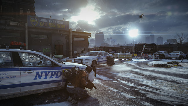 Tom Clancy's The Division preview and screens - photo 1