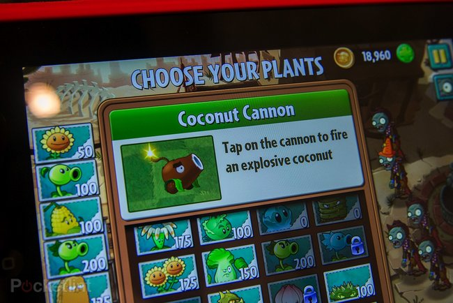 Plants Vs Zombies 2 preview: First play of Popcap's forthcoming app - photo 6