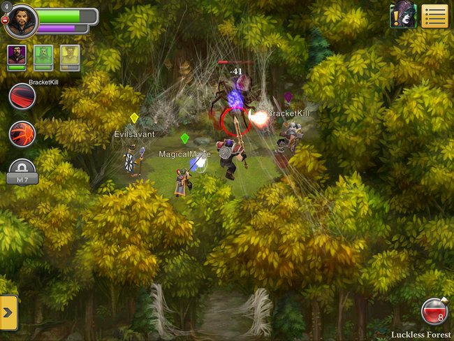 Ultima Forever - Quest for the Avatar iPad and iPhone preview - photo 3