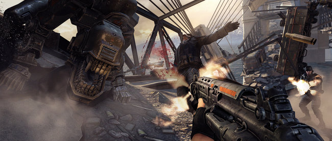 Wolfenstein: The New Order preview: First play of Bethesda reboot on Xbox One - photo 8