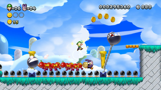 New Super Luigi U preview: First play - photo 9
