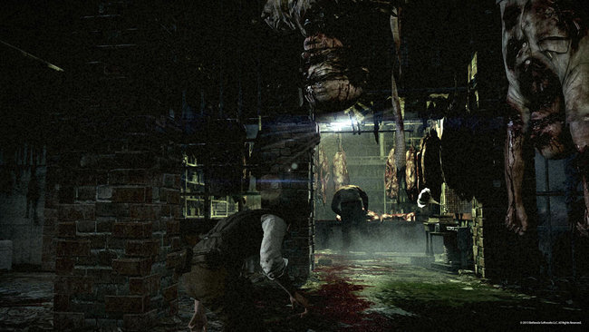 The Evil Within gameplay preview: gruesome survival horror due 2014 - photo 5
