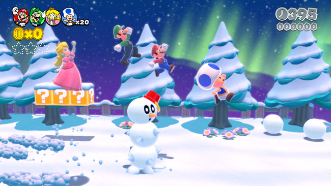 Super Mario 3D World preview: First play of Mario in 3D on Wii U - photo 9