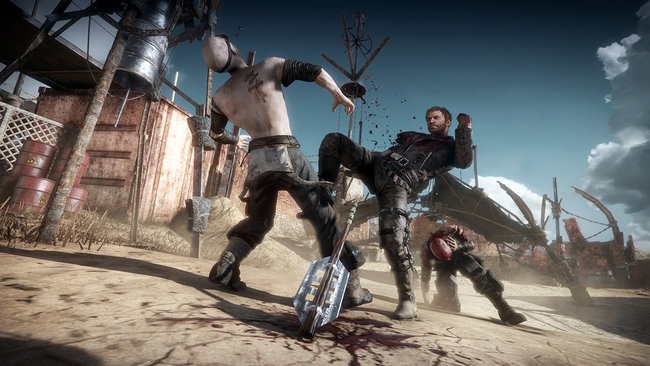 Mad Max gameplay preview, trailer and screens: Eyes-on epic open-world title, due 2014 - photo 2