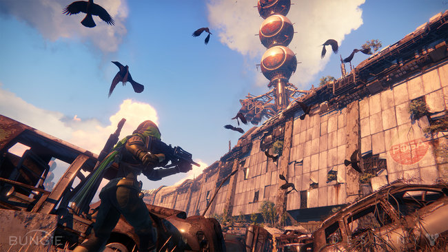 Destiny gameplay preview, trailer and screens - photo 1