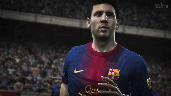 FIFA 14 Xbox One, PS4 preview - photo 2