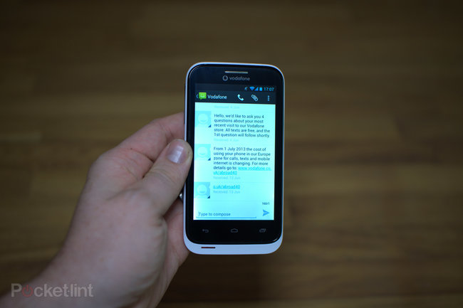 Vodafone Smart III review - photo 14