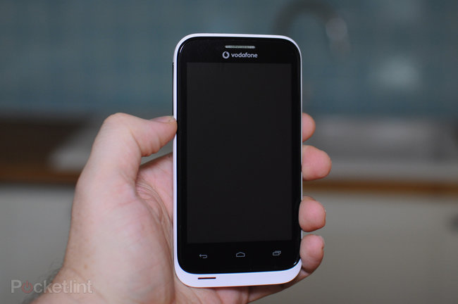 Vodafone Smart III review - photo 1