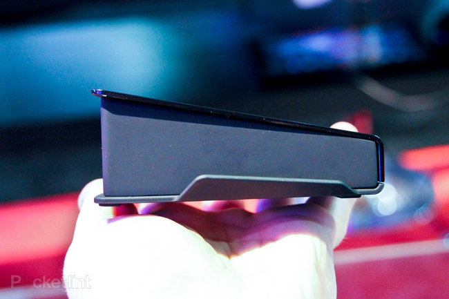 Mad Catz M.O.J.O. Android games console pictures and hands-on - photo 2