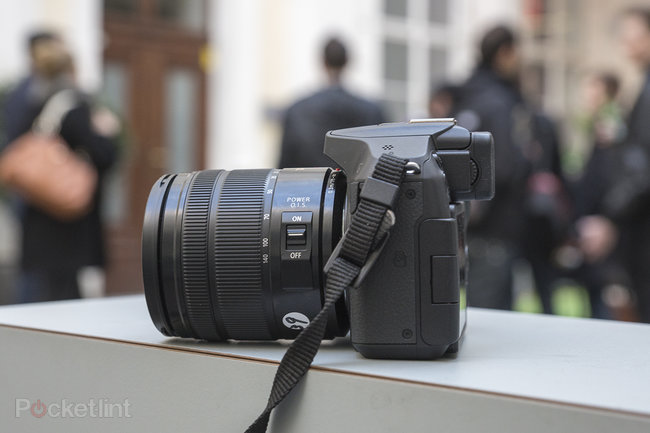 Panasonic Lumix G6 review - photo 5