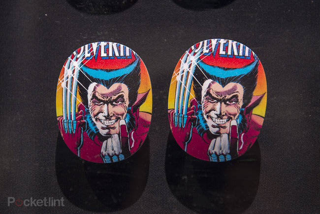 Turtle Beach Marvel Seven limited edition gaming headset pictures and hands-on - photo 7