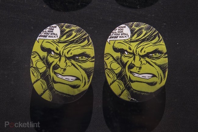 Turtle Beach Marvel Seven limited edition gaming headset pictures and hands-on - photo 9