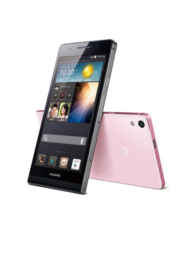 Huawei Ascend P6 official: 6.18mm thick smartphone takes on the big boys - photo 2