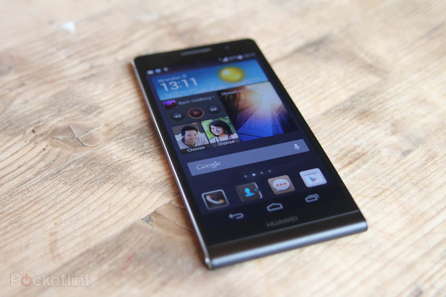 Hands-on: Huawei Ascend P6 review - photo 1