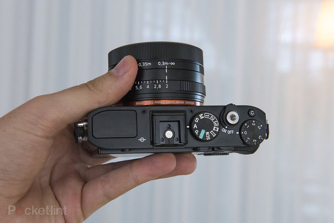 Hands on: Sony Cyber-shot RX1R review - photo 11