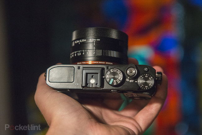 Hands on: Sony Cyber-shot RX1R review - photo 2