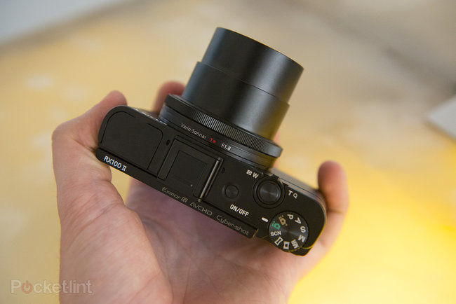 Hands on: Sony Cyber-shot RX100 II review - photo 3