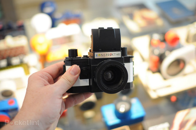 Build your own 35mm camera: Lomo Konstruktor pictures and hands-on - photo 1