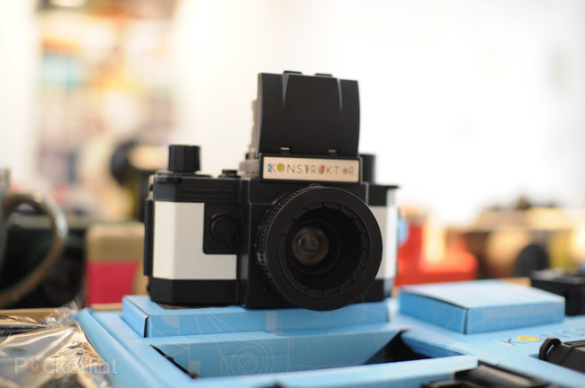 Build your own 35mm camera: Lomo Konstruktor pictures and hands-on - photo 18
