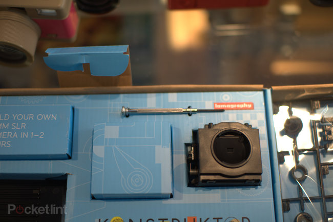 Build your own 35mm camera: Lomo Konstruktor pictures and hands-on - photo 6