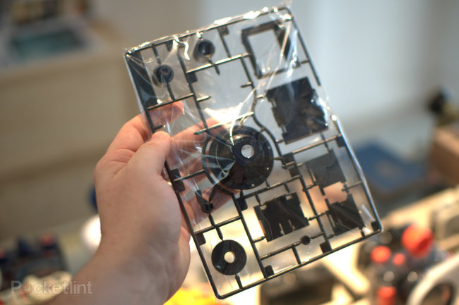 Build your own 35mm camera: Lomo Konstruktor pictures and hands-on - photo 7