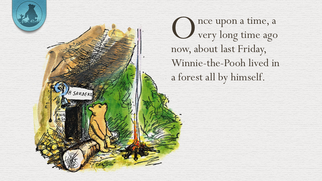 App of the day: Classic Winnie the Pooh review (iPhone and iPad) - photo 1