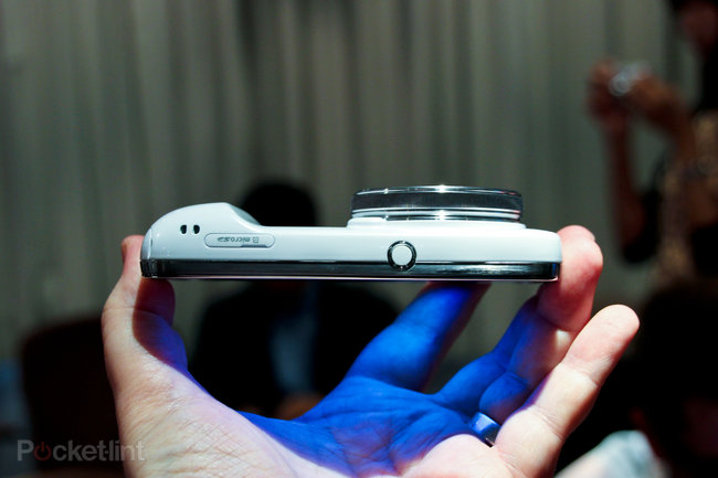 Hands-on: Samsung Galaxy S4 Zoom review - photo 3