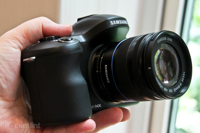 Hands-on: Samsung Galaxy NX review - photo 3