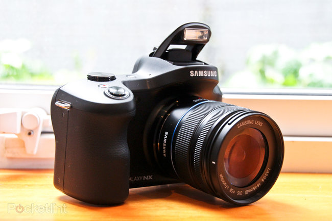 Hands-on: Samsung Galaxy NX review - photo 7