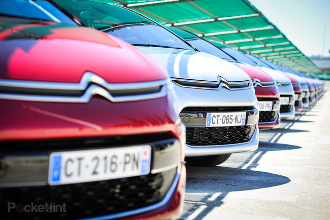 Citroen C4 Picasso review - photo 25