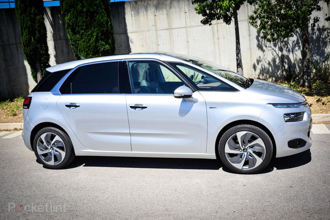 Citroen C4 Picasso review - photo 27