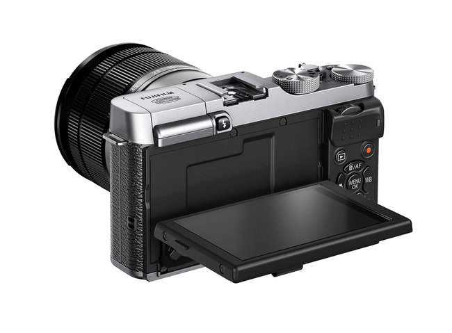 Fujifilm X-M1: The smallest X-series interchangeable system camera adds Wi-Fi, EXR II and more - photo 10