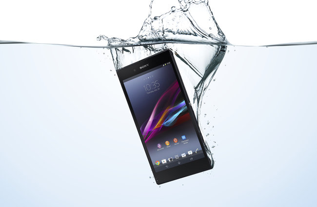 Sony Xperia Z Ultra official: 6.4-inch Snapdragon 800 Android phablet - photo 3
