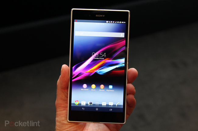 Sony Xperia Z Ultra pictures and hands-on - photo 1