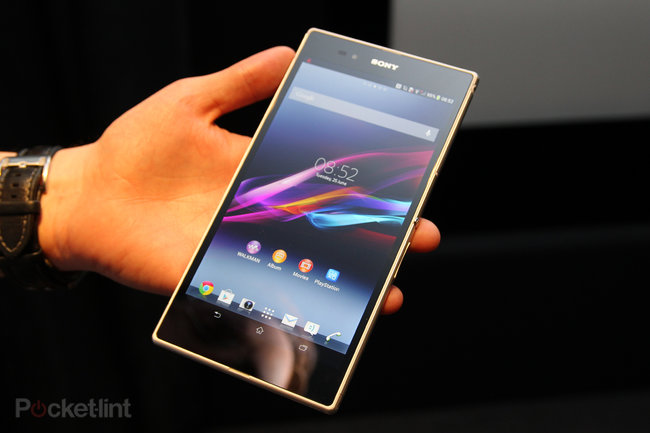 Sony Xperia Z Ultra pictures and hands-on - photo 3
