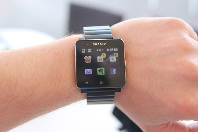 Sony SmartWatch 2 pictures and hands-on - photo 22