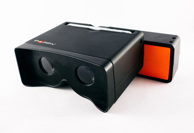 Turn your iPhone into a 3D camera with Poppy, a hark back to the View-Master 3-D - photo 2