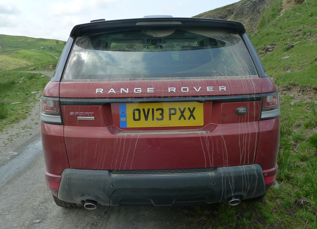 Range Rover Sport 2013 pictures and first drive - photo 23