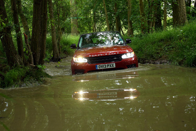 Range Rover Sport 2013 pictures and first drive - photo 4